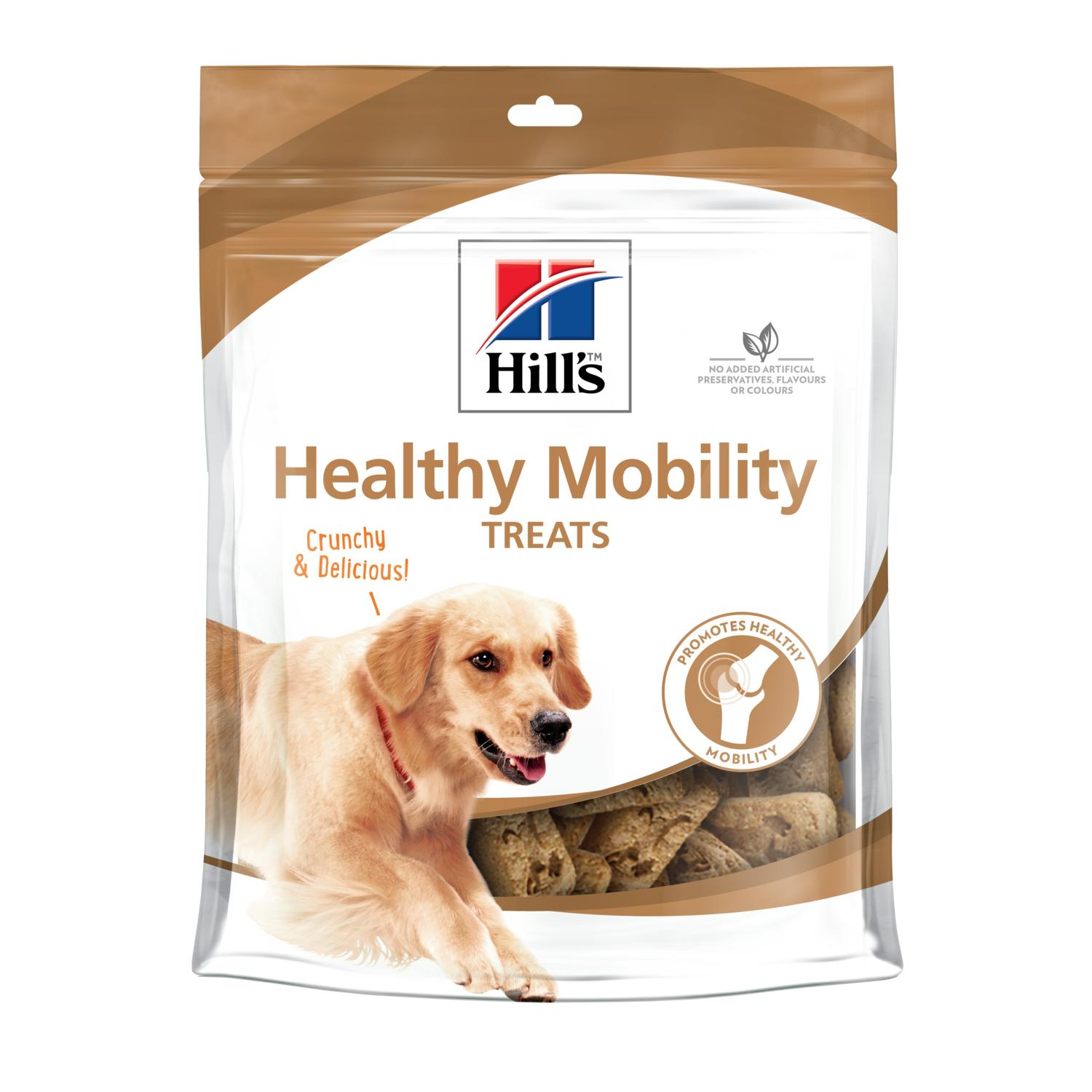 Healthy mobility snack